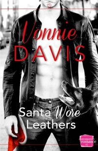 Santa Wore Leathers (Wild Heat, Book 1)