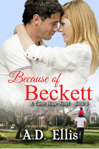 Because of Beckett, A Torey Hope Novel