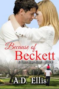 Because of Beckett, A Torey Hope Novel