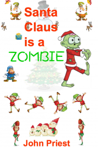 Santa Claus is a ZOMBIE!