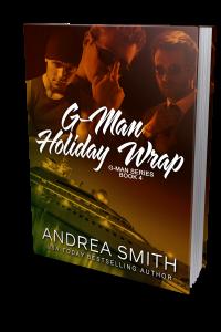 G-Man Holiday Wrap (G-Man, #3.5)