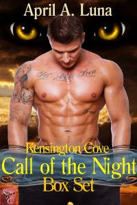 Kensington Cove: Call of the Night Box Set