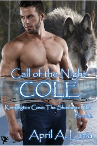 COLE (Kensington Cove: Call of the Night Book 2)