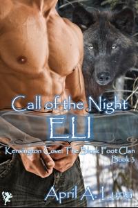 ELI (Kensington Cove: Call of the Night Book 3)