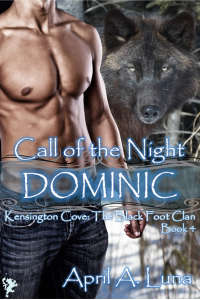 DOMINIC (Kensington Cove: Call of the Night Book 4)