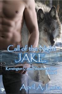 JAKE (Kensington Cove: Call of the Night Book 6)
