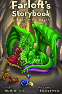Farloft's Storybook with coloring pages