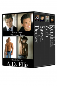 Torey Hope, The Later Years: 4 Book Box Set