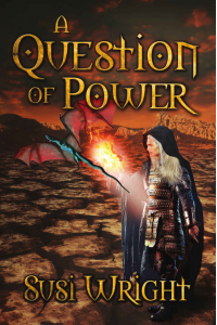 A Question of Power (The Fire Chronicles, #2)