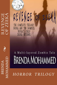 Revenge of Zeeka - Horror Trilogy