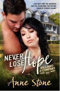 Never Lose Hope (Williams & Company #1)