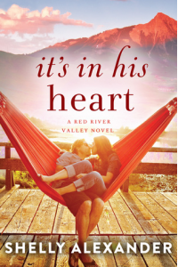 It's In His Heart (A Red River Valley Novel Book 1)