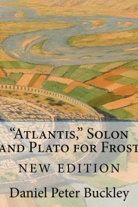 Atlantis Solon and Plato For Frost
