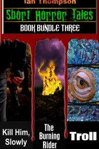 Short Horror Tales - Book Bundle 3