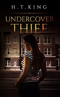 Undercover Thief (The Victoria Institute Book 1)
