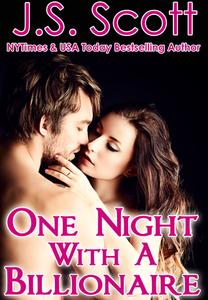 One Night with a Billionaire ~ Jason (The Billionaire's Obsession, #5.5)