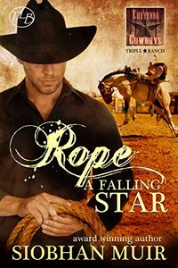 Rope a Falling Star (Triple Star Ranch Book 1)