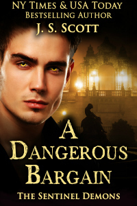A Dangerous Bargain (The Sentinel Demons, #1)