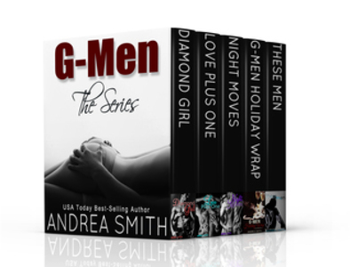G-Men the Series (G-Man, #1-3.6)