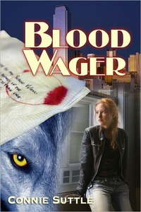 Blood Wager (Blood Destiny, #1)