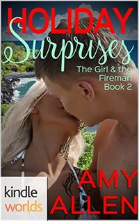 The Lei Crime Series: Holiday Surprises (Kindle Worlds Novella) (The Girl and The Fireman Book 2)