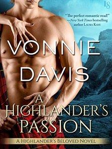 A Highlander's Passion: A Highlander's Beloved Novel