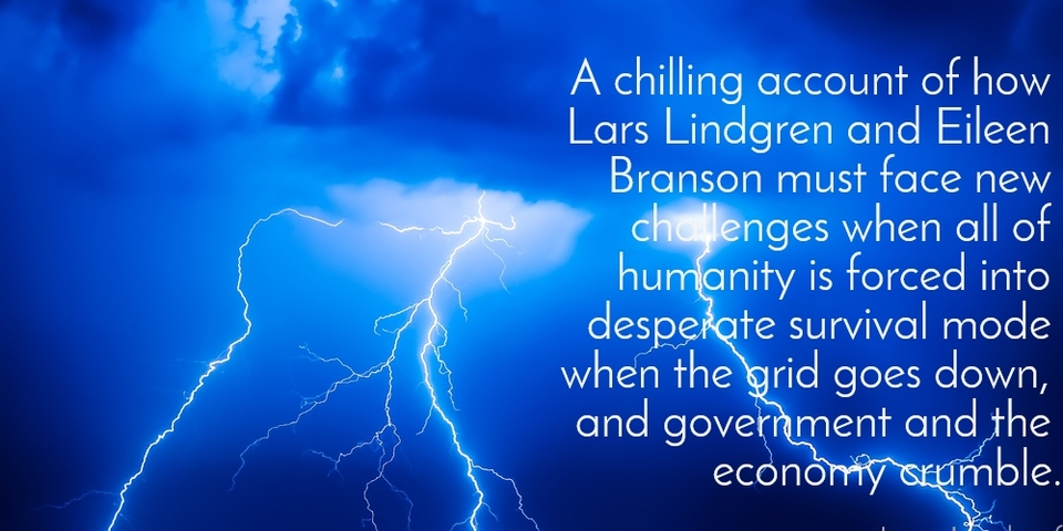 a chilling account of how lars lindgren and eileen branson must face new challenges when...