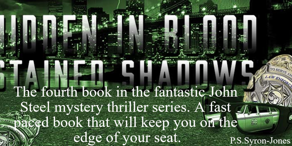the fourth book in the fantastic john steel mystery thriller series a fast paced book...