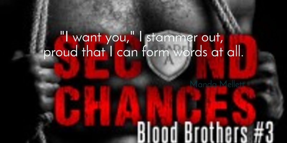 i want you i stammer out proud that i can form words at all...