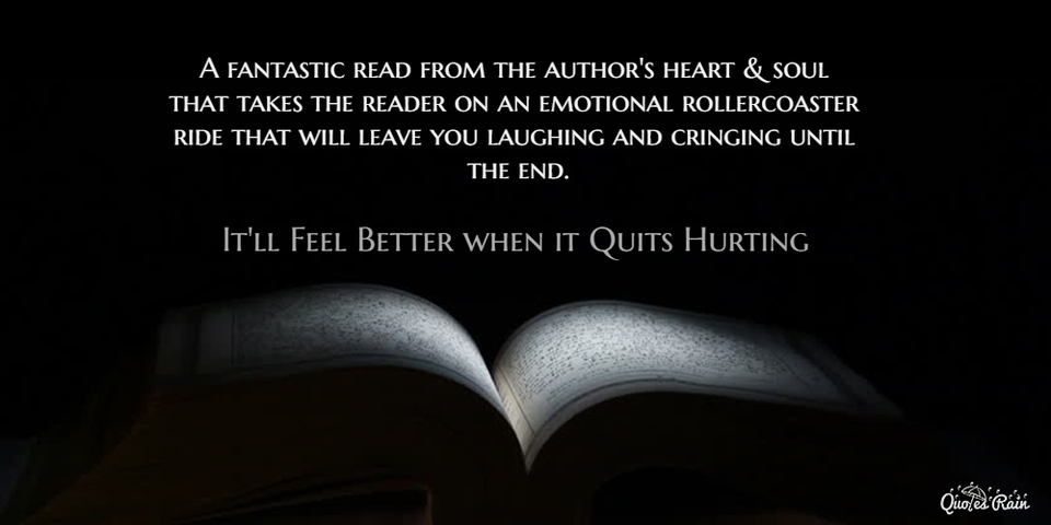 a fantastic read from the authors heart soul that takes the reader on an emotional...