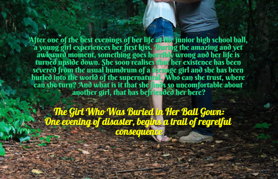 after one of the best evenings of her life at the junior high school ball a young girl...