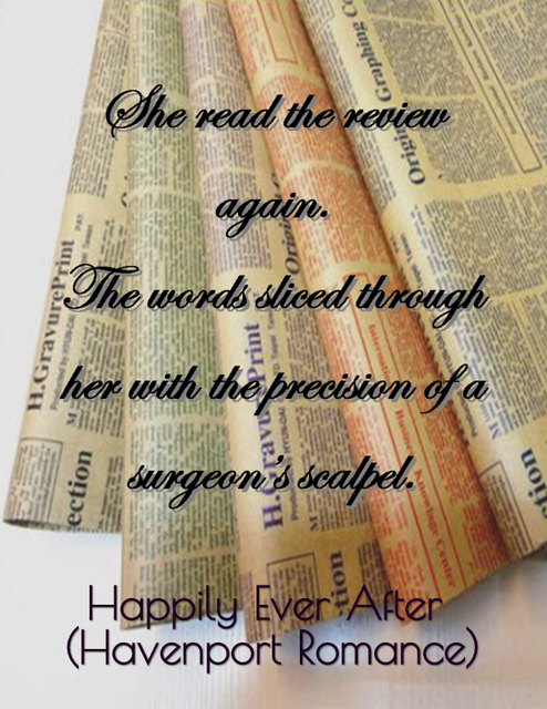 happily ever after havenport romance...