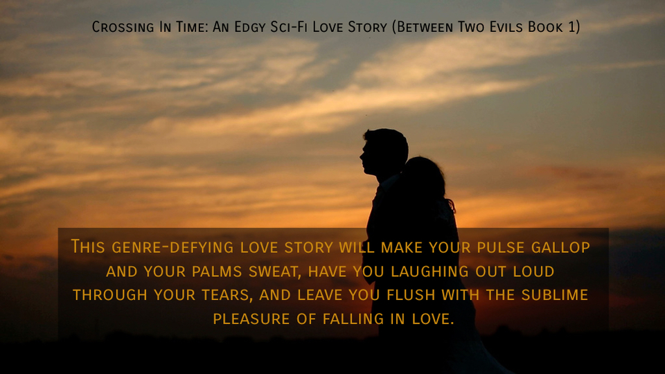 this genre defying love story will make your pulse gallop and your palms sweat have you...