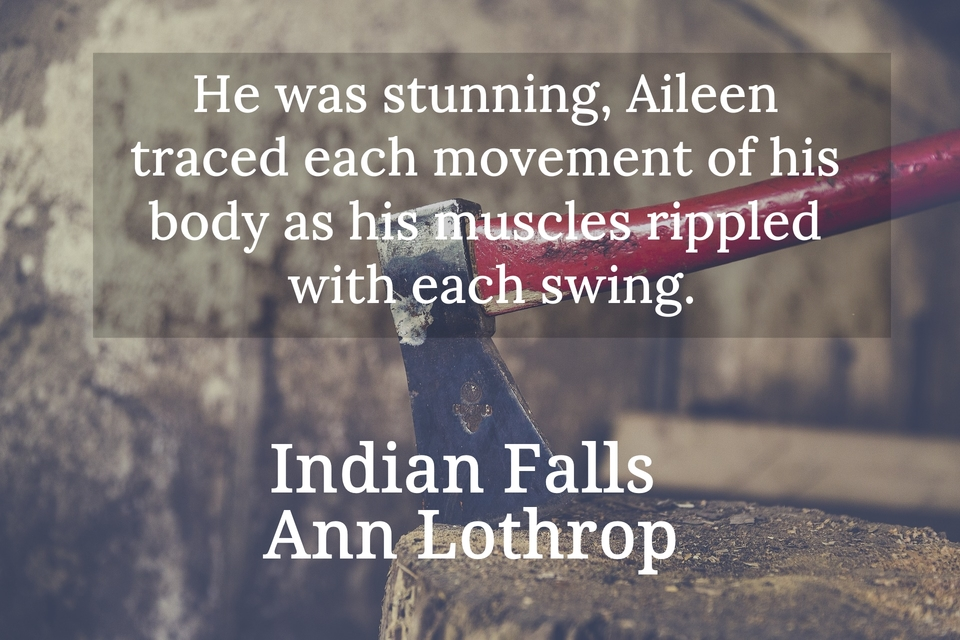 he was stunning aileen traced each movement of his body as his muscles rippled with each...