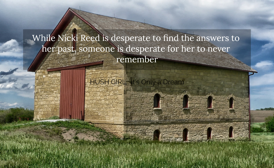 while nicki reed is desperate to find the answers to her past someone is desperate for...