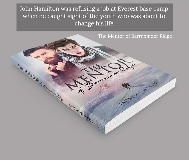 john hamilton was refusing a job at everest base camp when he caught sight of the youth...