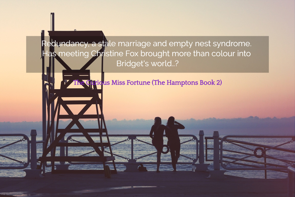 redundancy a stale marriage and empty nest syndrome has meeting christine fox brought...