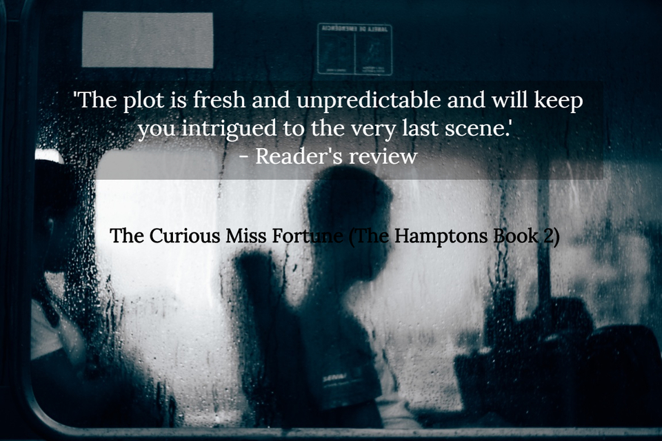 the plot is fresh and unpredictable and will keep you intrigued to the very last scene...