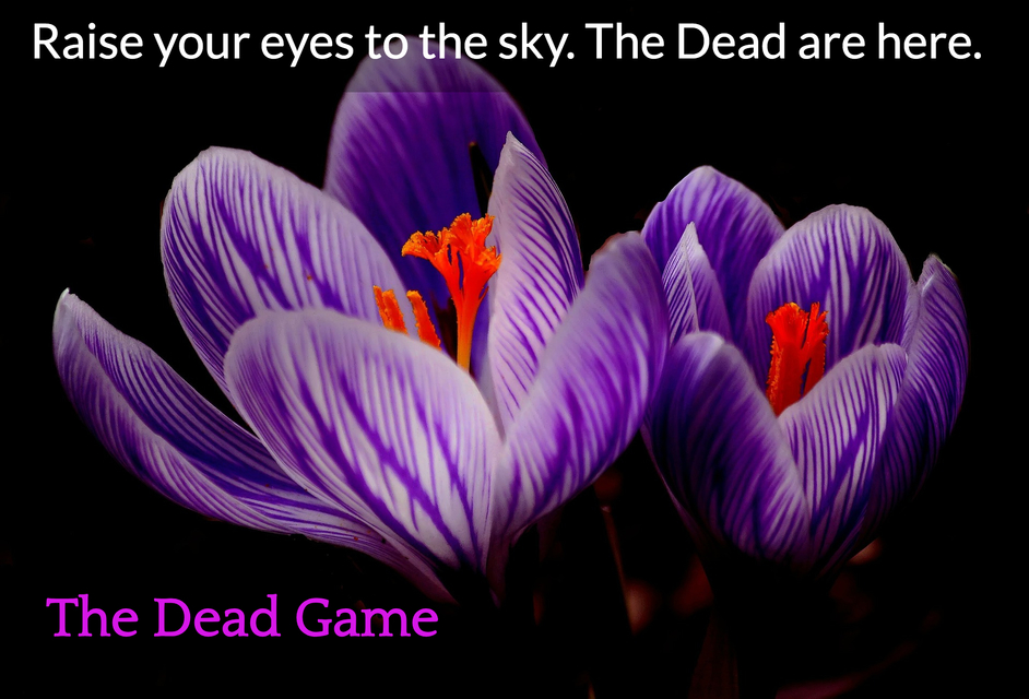 the dead leave no footprints...