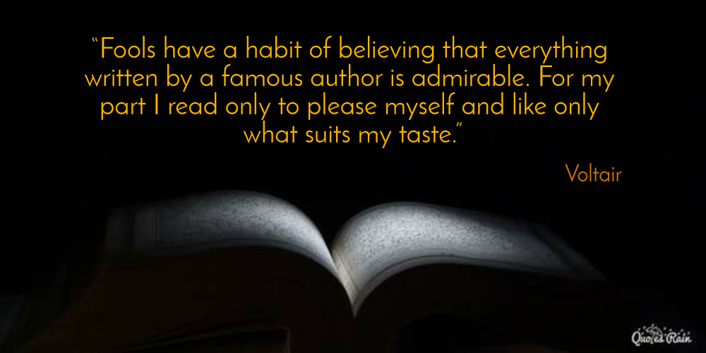 Fools Have A Habit Of Believing That Picture Quotes 653 Allauthor