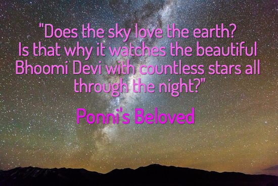 Does The Sky Love Earth Is That Why It Picture Quotes 1278