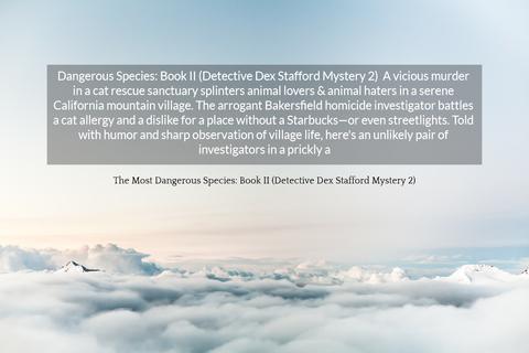 1505932448093-dangerous-species-book-ii-detective-dex-stafford-mystery-2-a-vicious-murder-in-a-cat.jpg