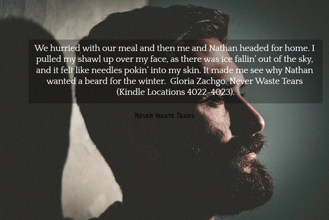 we hurried with our meal and then me and nathan headed for home i pulled my shawl up...