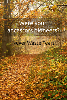 were your ancestors pioneers...
