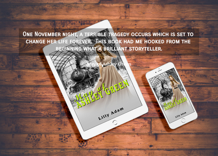 one november night a terrible tragedy occurs which is set to change her life forever...