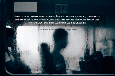 i really didnt understand at first but as the years went by thought it was my fault...