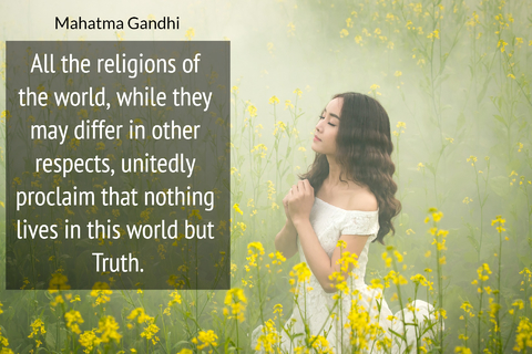 all the religions of the world while they may differ in other respects unitedly...