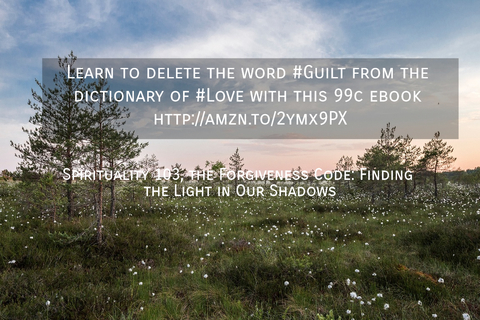 learn to delete the word guilt from the dictionary of love with this 99c ebook...