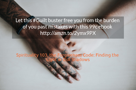 let this guilt buster free you from the burden of you past mistakes with this 99c ebook...
