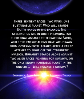 three sentient races two wars one sustainable planet who will stand earth hangs in...